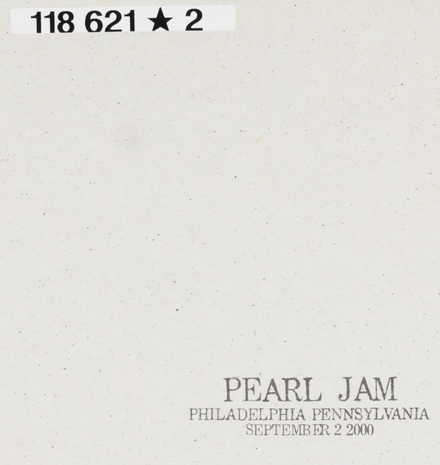 Philadelphia Pennsylvania : September 2 2000