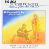Andes : Flûtes et guitares