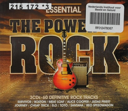 Essential : The power of rock