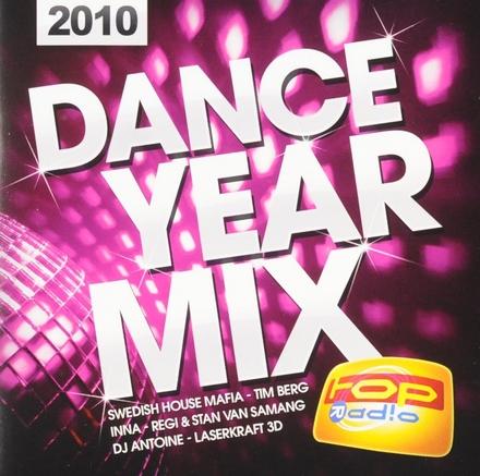 Topradio dance year mix 2010