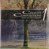 Creative compositions from the 20th century 1. vol.1