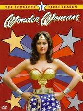 Wonder Woman. Seizoen 1