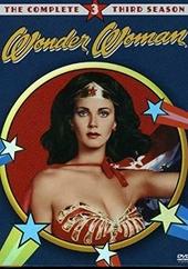 Wonder Woman. Seizoen 3