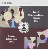 Pop Liisa : Live in studio 1973 & 1976. vol.17 & 18