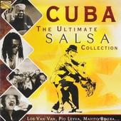 Cuba : the ultimate salsa collection