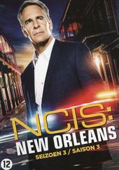 NCIS New Orleans. Seizoen 3