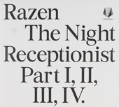 The night receptionist. part I, II, III, IV