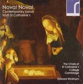 Nova! Nova! : Contemporary carols from St Catharine's