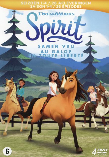 Spirit : samen vrij. Seizoen 1-4