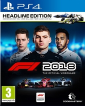 F1 2018 : the official videogame : headline edition
