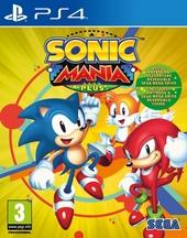Sonic mania : plus