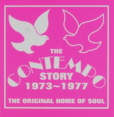 The Contempo story 1973-1977 : the original home of soul