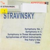 Symphony no.1 in E flat, op.1
