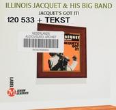 Jacquet's got it!