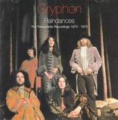 Raindances : The Transatlantic recordings 1973 - 1975