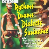 Rythms drums and dialects from Suriname