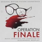 Operation finale : original motion picture soundtrack