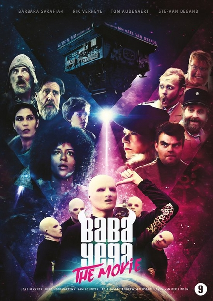 Baba Yega : the movie