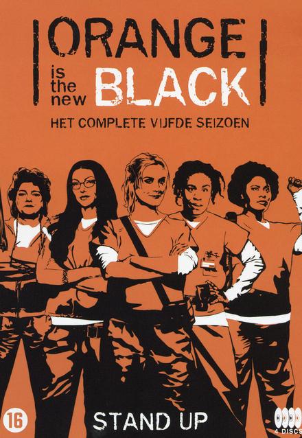 Orange is the new black. Het complete vijfde seizoen