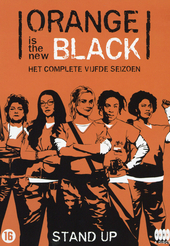 Orange is the new black. Het complete vijfde seizoen