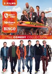 The comedy collection : Safety first : the movie ; Wat mannen willen ; Bingo