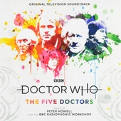 Doctor Who : The five doctors