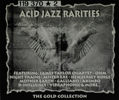 Acid jazz rarities : The gold collection