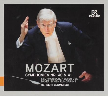 Symphonien nr. 40 & 41