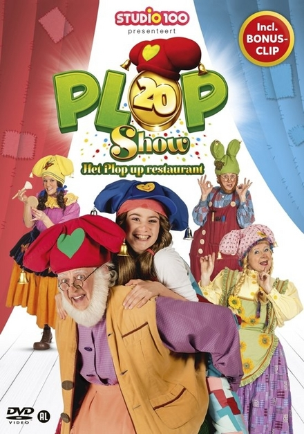 Het Plop up restaurant : Plop 20 show