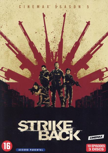 Strike back. Season 5