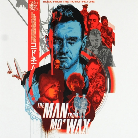 The man from Mo'Wax : music from the motion picture