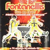 Fontanellis live on tour! : Paris, Jerusalem, London
