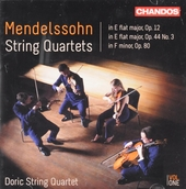 String quartets. Vol. 1