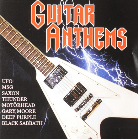 Guitar anthems : 18 headbangin' hits!