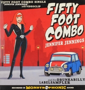 Jennifer Jennings single ; Drunkabilly labelsampler