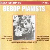 Bebop pianists 1946-1952