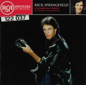 Calling all girls : The romantic Rick Springfield