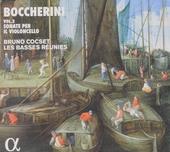 Sonate per il violoncello e basso. Vol. 2