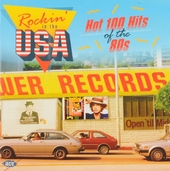Rockin' in the USA : Hot 100 hits of the 80s