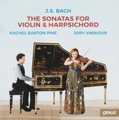 The sonatas for violin & harpsichord