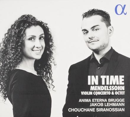 In time : violin concerto & octet