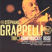 Honeysuckle rose : The Stephane Grappelli trio live