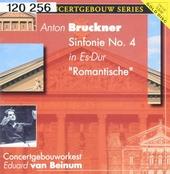 """Sinfonie no.4 in Es-Dur """"Romantische"""""""