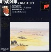 """Symphony no.1 in D major, op.25 """"Classical symphony"""""""