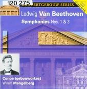 Symphonies nos.1 & 3