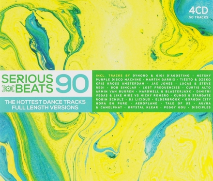 Serious beats. Vol. 90, The hottest dance tracks full length versions