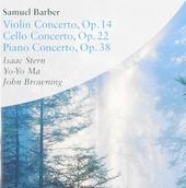 Violin concerto, op.14