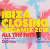 Ibiza closing megamix 2018