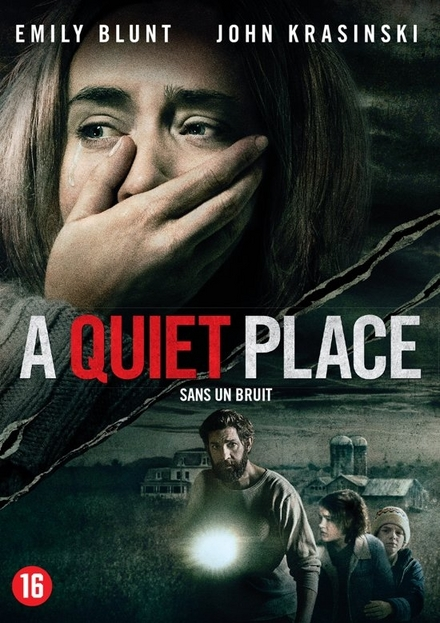 A quiet place / directed by John Krasinski ; screenplay by Bryan Woods & Scott Beck and John Krasinski