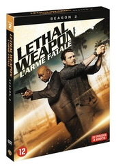 Lethal weapon. Season 2